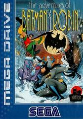 The Adventures of Batman & Robin PAL Sega Mega Drive Prices