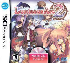 Luminous Arc 2 Nintendo DS Prices