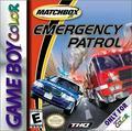 Matchbox Emergency Patrol | PAL GameBoy Color