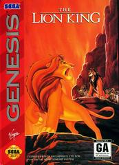 The Lion King Sega Genesis Prices