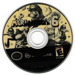 Game Disc | Mario Party 6 Gamecube