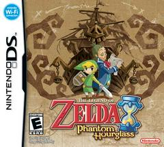 Case - Front | Zelda Phantom Hourglass Nintendo DS