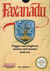 Faxanadu PAL NES Prices