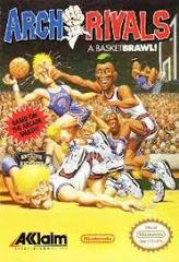 Arch Rivals - Front | Arch Rivals NES