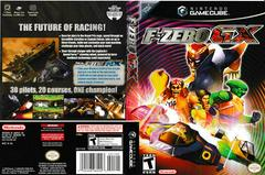 Artwork - Back, Front | F-Zero GX Gamecube