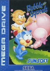 Bubble And Squeak PAL Sega Mega Drive Prices