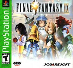 Final Fantasy IX [Greatest Hits] Playstation Prices