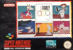 Family Dog PAL Super Nintendo Prices