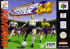 International Superstar Soccer 64 PAL Nintendo 64 Prices