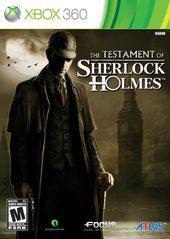 Testament Of Sherlock Holmes Xbox 360 Prices