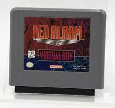 Red Alarm - Cartridge | Red Alarm Virtual Boy