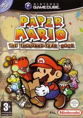 Paper Mario Thousand Year Door PAL Gamecube Prices