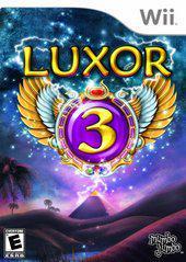 Luxor 3 Wii Prices