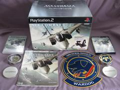 Ace Combat 5 The Unsung War With Flightstick 2 Playstation 2 Prices