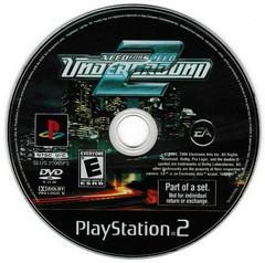 Game Disc (Part Of A Set) | Need for Speed: Collector's Series Playstation 2