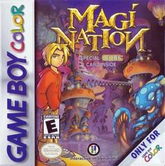 Magi-Nation GameBoy Color Prices