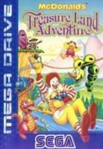 McDonald's Treasure Land Adventure PAL Sega Mega Drive Prices