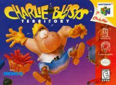 Charlie Blasts Cover Art