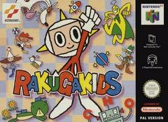 Rakuga Kids PAL Nintendo 64 Prices