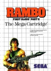 Rambo: First Blood Part II Sega Master System Prices