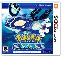 Pokemon Alpha Sapphire Nintendo 3DS Prices