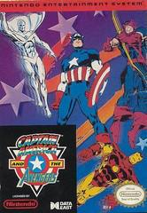 Captain America and the Avengers NES Prices
