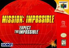 Mission Impossible Nintendo 64 Prices