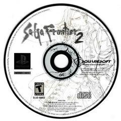 Game Disc | Saga Frontier 2 Playstation