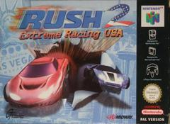 Rush 2 PAL Nintendo 64 Prices