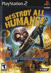 Destroy All Humans Playstation 2 Prices