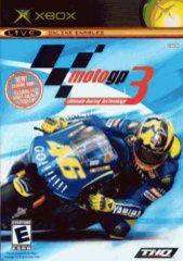 Moto GP 3 Cover Art
