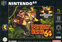 Donkey Kong 64 PAL Nintendo 64 Prices