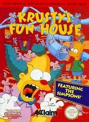 Krusty's Fun House PAL NES Prices