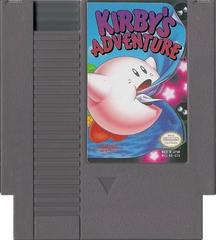 Cartridge | Kirby's Adventure NES
