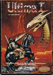 Ultima I the First Age of Darkness Commodore 64 Prices