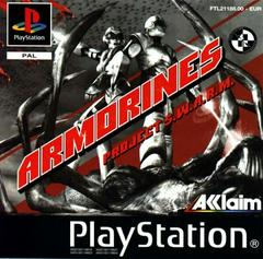 Armorines Project SWARM PAL Playstation Prices