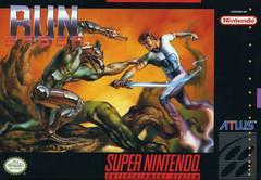 Run Saber Super Nintendo Prices