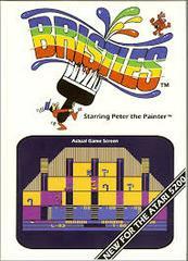 Bristles - Front | Bristles [Homebrew] Atari 5200