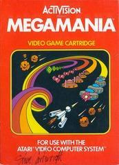 Megamania Atari 2600 Prices