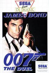 James Bond 007 The Duel PAL Sega Master System Prices