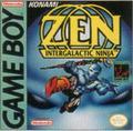 Zen Intergalactic Ninja | GameBoy