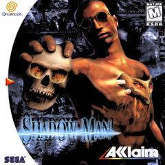 Shadow Man Sega Dreamcast Prices