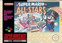 Super Mario All-Stars PAL Super Nintendo Prices