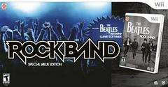 The Beatles: Rock Band Special Value Edition Wii Prices