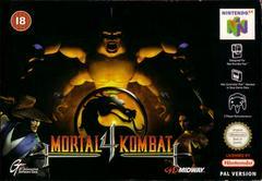 Mortal Kombat 4 PAL Nintendo 64 Prices