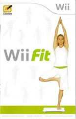 Manual - Front | Wii Fit (game Only) Wii