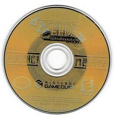 Game Disc | Zelda Wind Waker Gamecube