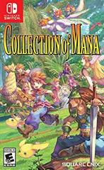 Collection of Mana Nintendo Switch Prices
