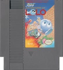 Cartridge | Adventures of Lolo NES