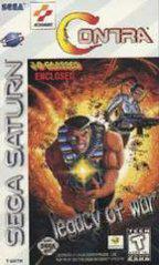 Contra Legacy of War Sega Saturn Prices